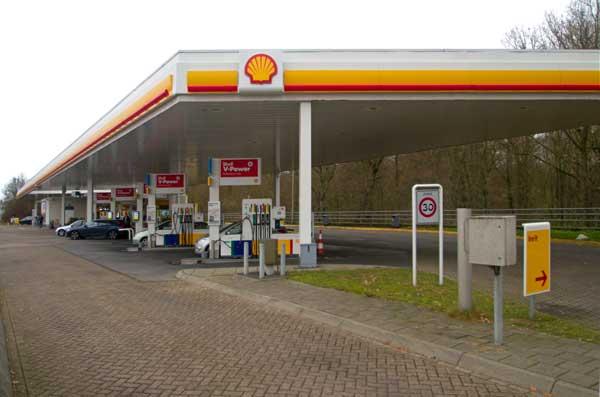 Shell Amstelveen A9 NZ