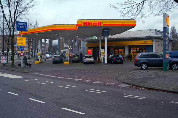 Shell Hobbemakade