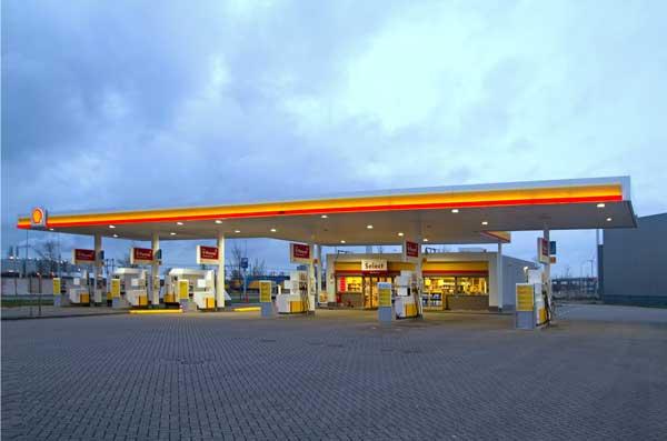 Shell Westpoort